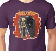 Halloween skeleton Unisex T-Shirt