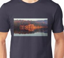 Early Morning Serenity George Lake Unisex T-Shirt