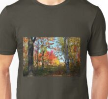 Autumn Forest Killarney Provincial Park Unisex T-Shirt