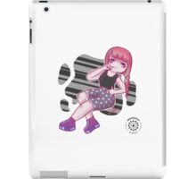 Mie Pim Cute Doll iPad Case/Skin
