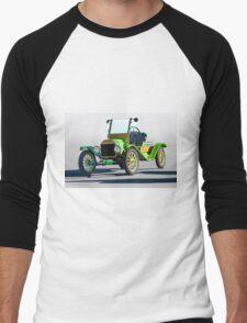 1914 Ford Model T Speedster Men's Baseball ¾ T-Shirt