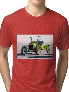 1914 Ford Model T Speedster Tri-blend T-Shirt