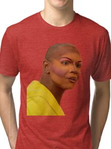 I'M NOT JOKING BITCH Tri-blend T-Shirt