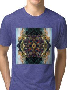 Cubism Dream Tri-blend T-Shirt