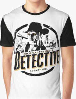 Nick Valentine - Detective Graphic T-Shirt