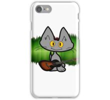 Rock and Roll Cat iPhone Case/Skin