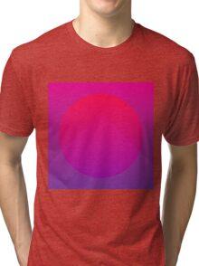 Neon Rise Tri-blend T-Shirt