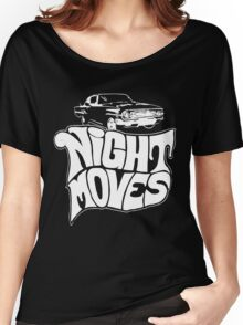 Night Moves Women's Relaxed Fit T-Shirt