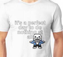 Sans' Perfect Day Unisex T-Shirt