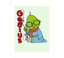 Muppet Babies - Bunsen - Genius Art Print