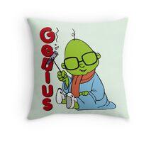 Muppet Babies - Bunsen - Genius Throw Pillow
