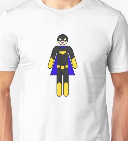 Ladies Room 3 Unisex T-Shirt