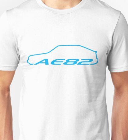 AE82 Seca - Blue Unisex T-Shirt