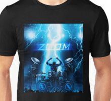 THE FASTEST DUMMER ALIVE Unisex T-Shirt