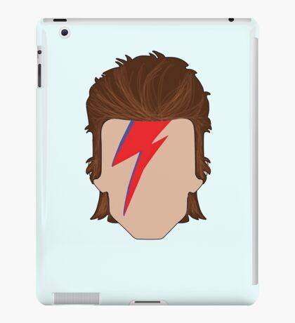 "Bowie ""Ziggy Stardust"" iPad Case/Skin"