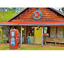 Cannon Creek General Store Photographic Print