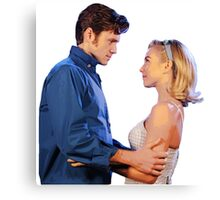 Summer Romance, Grease Live Canvas Print