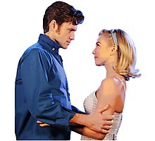 Summer Romance, Grease Live Photographic Print