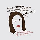 Baggage by TEWdream