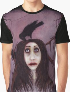 Her eyes...so innocent Graphic T-Shirt
