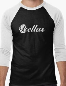 Barden Bellas (Blue) Men's Baseball ¾ T-Shirt