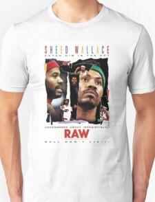 Rasheed Wallace - RAW T-Shirt