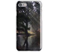 Wokefield Pond, Berkshire iPhone Case/Skin