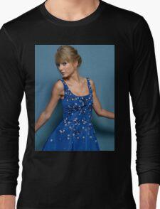 Cute Pose Taylor Swift 2 Long Sleeve T-Shirt
