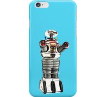 Lost in Space Robot B-9 iPhone Case/Skin