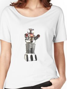 Lost in Space Robot B-9 Women's Relaxed Fit T-Shirt