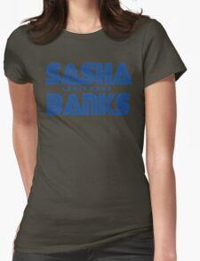 LEGIT BOSS Womens Fitted T-Shirt