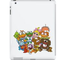 Muppet Babies - Group iPad Case/Skin