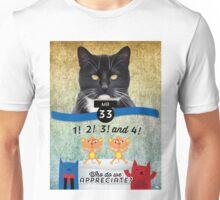 A Special Factor Cat-egorically Appreciated - Mister Unisex T-Shirt