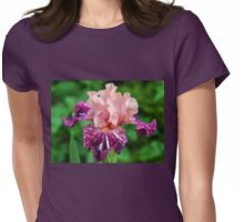 She's A Lady - Iris Womens Fitted T-Shirt