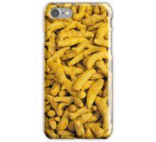 Turmeric - the wonder spice iPhone Case/Skin
