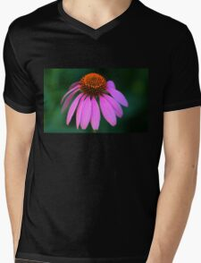 Purple Coneflower Delight Mens V-Neck T-Shirt