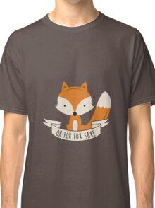 Fox for sake Classic T-Shirt