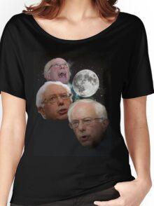 Three Bernie Moon Women's Relaxed Fit T-Shirt