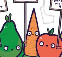 Hate Vegan Sticker