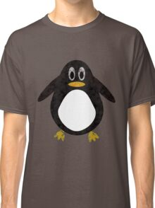 Geometric Penguin Classic T-Shirt
