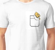 Alphys in your pocket! Unisex T-Shirt