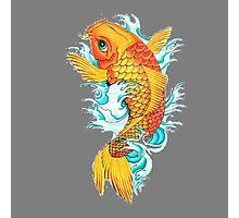 Japan Fish Koi Photographic Print