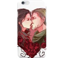 Valentines Day OQ iPhone Case/Skin