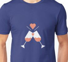 Love Wine Unisex T-Shirt
