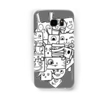 Doodle Monsters Samsung Galaxy Case/Skin