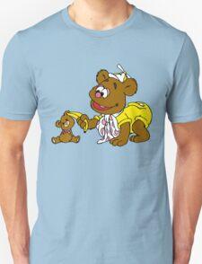 Muppet Babies - Fozzie Bear & Teddy - Banana Telephone T-Shirt