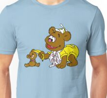 Muppet Babies - Fozzie Bear & Teddy - Banana Telephone Unisex T-Shirt