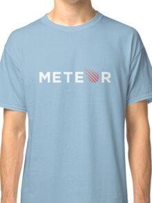 Meteor Black Classic T-Shirt