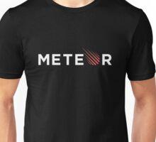 Meteor Black Unisex T-Shirt