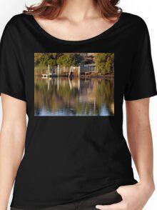 Tumbulgum Jetty Women's Relaxed Fit T-Shirt